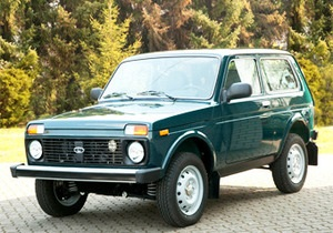 Lada 4x4 отримає шикарний інтер єр і фарбування під металік