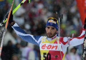 Біатлон. Мартен Фуркад блискуче виграв останній спринт сезону