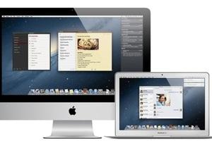 Apple додала у свої комп ютери підтримку Windows 8