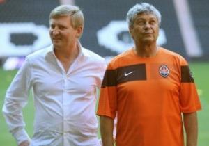 Ахметов поговорит с Луческу о продлении контракта