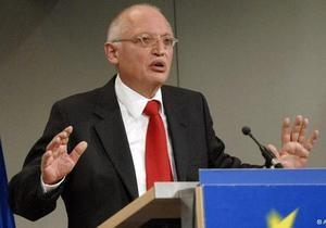 Гюнтер Фергойген про Україну: поки що рано говорити про провал