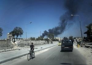 Сирія - співробітник ЄС - смерть