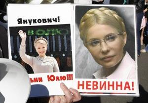 Справа Тимошенко - Щербань - вбивство Щербаня - 76% українців не вірять у причетність Тимошенко до вбивства Щербаня - опитування КМІС