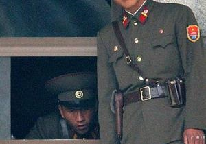 Новини КНДР - КНДР розірвала перемир я з Південною Кореєю