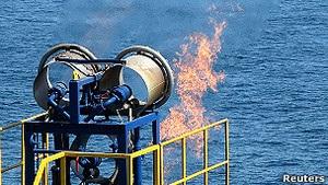 Японія першою у світі видобула газ із гідрату метану