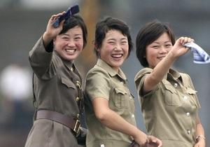 КНДР - військові - санкції