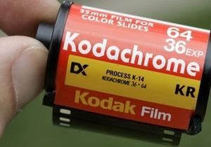 Kodak ожидает выхода из банкротства, наращивая убытки