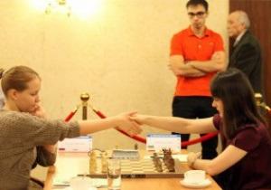 Женская сборная Украины впервые стала чемпионом мира по шахматам