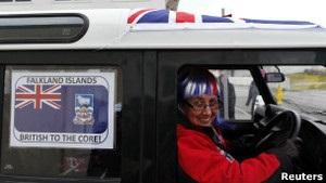 Референдум на Фолклендах: острів яни проголосували за Британію