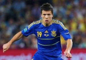 Коноплянка не поможет сборной Украины в ключевом матче в Польше