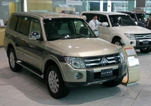 Mitsubishi буде позиціонувати свій новий джип Pajero як люксовий автомобіль