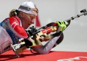 Польская биатлонстка Гвиздон сенсационно выиграла спринт в Сочи