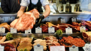 Польську фабрику звинуватили в переробці зіпсованого м яса