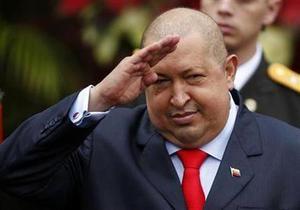 Чавесу посмертно вручили копії шпаги Симона Болівара