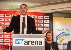Володимиру Кличку не соромно за вибір найближчого суперника
