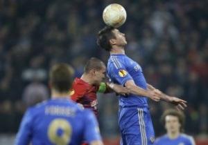 Фотогалерея. Самые яркие кадры игрового дня Лиги Европы
