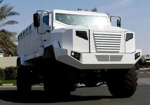 Українська компанія поставила єгипетським військовим 36 великовантажних автомобілів
