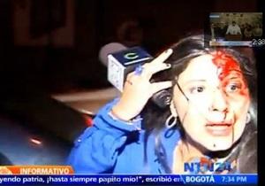 Уго Чавес - смерть - напад - журналістка