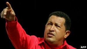Помер Уго Чавес