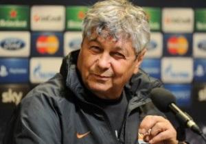 Луческу видит Шахтер или Боруссию в финале Лиги Чемпионов
