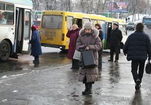 новости Киева - транспорт - цены - Киевпасстранс намерен поднять стоимость проезда в наземном транспорте