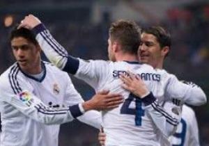 Реал вновь бьет Барселону