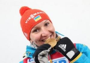 Пидгрушная вновь стала лучшей спортсменкой Украины