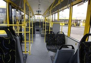 Кабмин запретил местным властям закупать импортный городской транспорт - Ъ