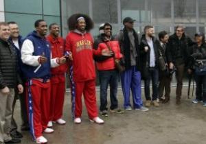 Легенда NBA прибыл в Северную Корею для съемок телешоу