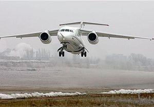 Антонов - Ан-140 - Киев поделится с Дерипаской правами на транспортники Ан-140