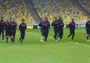 20 футболистов Бордо готовятся сыграть с Динамо в Лиге Европы