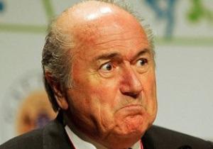 Блаттер: FIFA никогда не даст разрешение на создание чемпионата СНГ