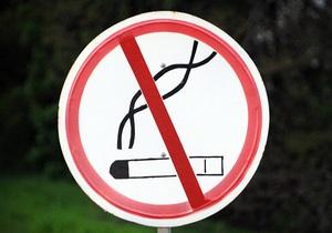 курение - Антитабачный закон - 93% украинских заведений выполняют закон о запрете курения