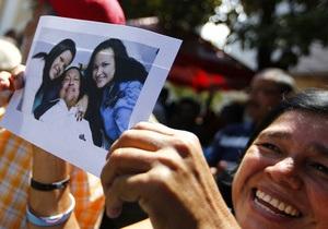 Уго Чавес - повернення - Венесуела