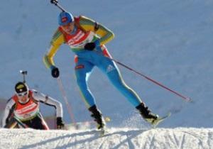 Биатлон. Украинцы попробуют завоевать медали ЧМ в индивидуальной гонке