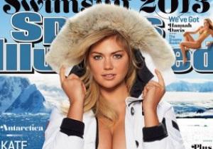 Самая аппетитная модель США попала на обложку спортивного журнала