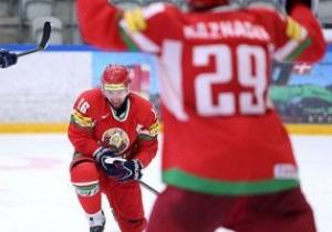Хоккей. Беларусь разбивает надежды Украины на Олимпиаду в Сочи