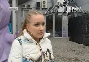 У Донецьку дівчину на інвалідному візку не пустили у нічний клуб