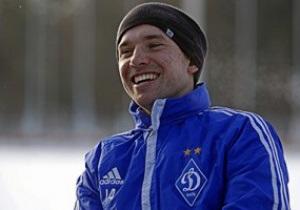 Травма не помешала игроку Динамо отправиться в сборную Украины