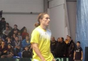 На грани поражения. Украина проиграла парный матч Кубка Дэвиса