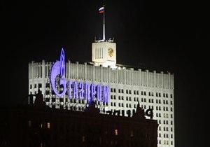 Газпром потерял лавры самой прибыльной компании в мире, борется за бронзу с китайцами