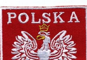 Англія - польська мова