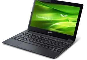 Корреспондент: Портативна тонкість. Огляд ноутбука Acer TravelMate B113