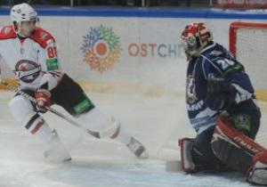 КХЛ: Донбасс разбивает хабаровский Амур