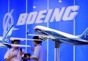 Прибыль Boeing упала на треть