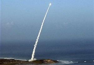 США успішно запустили нову ракету-перехоплювач