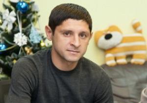 Красноперов: С руководством Ворсклы расстались как старые добрые друзья