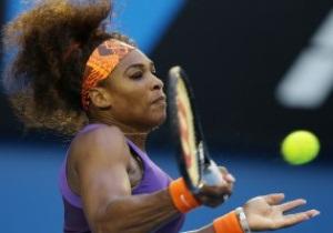 Australain Open. Вільямс розгромила російську красуню на шляху до чвертьфіналу