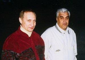 Интернетпользователи активно распространяют фото Путина с