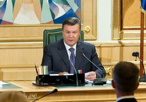 Янукович - Азаров - обіцянки